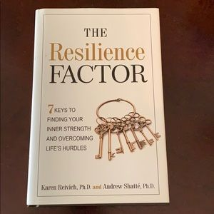 Book 📖The Resilience Factor